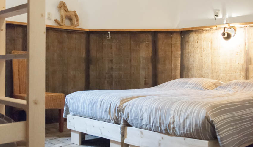 Familiekamer Bed en Breakfast Friesland